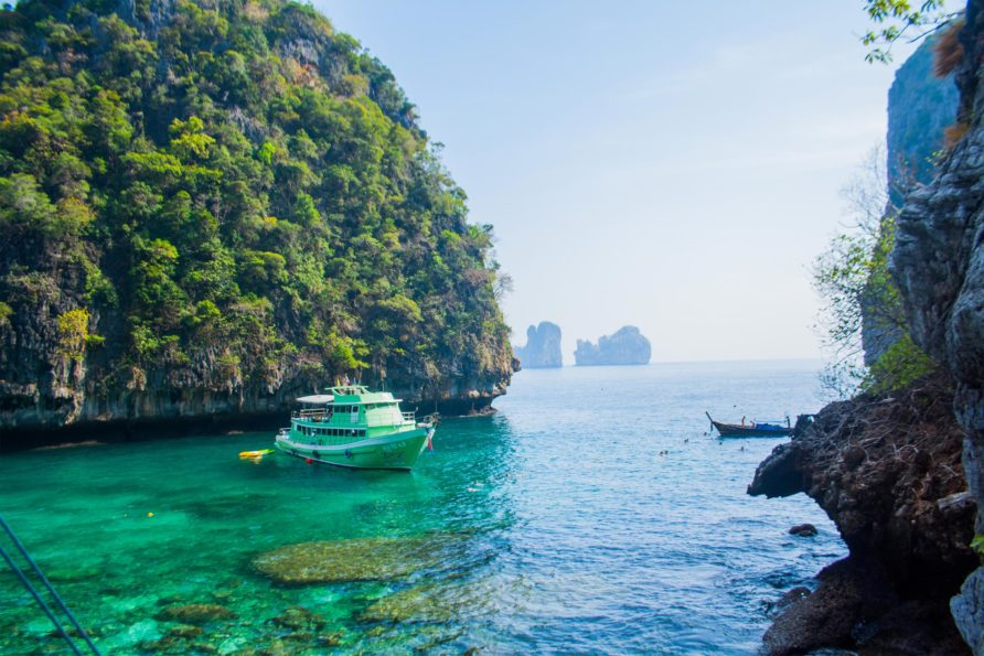 Our Secret Island Boat Tour is Just for You