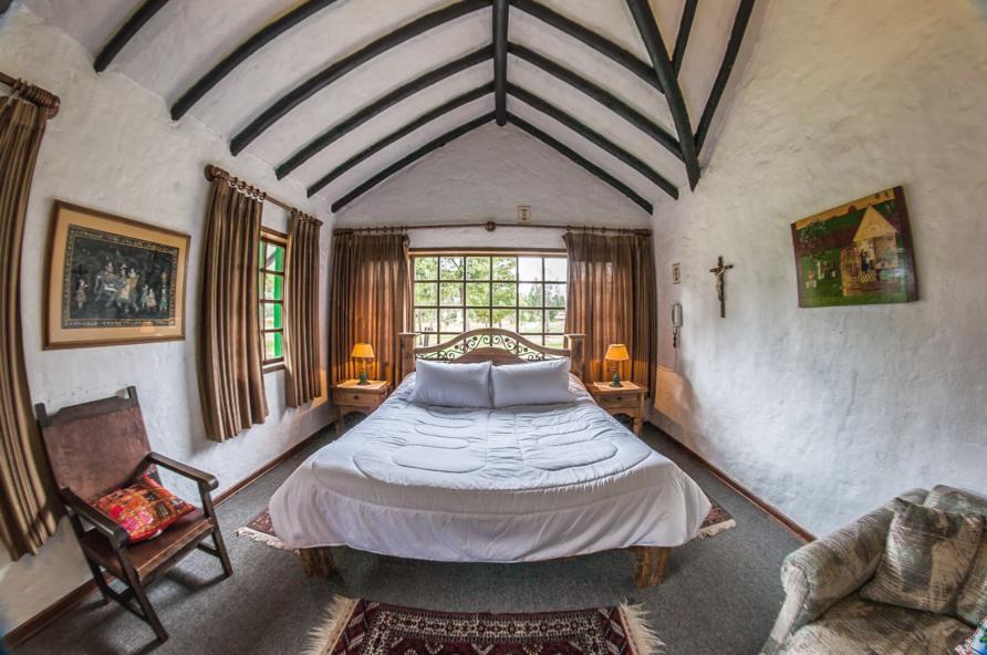 Nemogá – Suite con cama grande